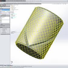 accurate knurls in solidworks tom u0027s maker site
