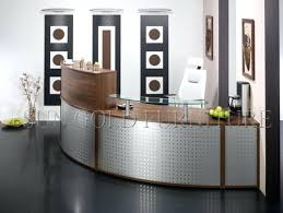 High End Reception Desks Front Desk Fantastic Modern Office Reception Desk High End