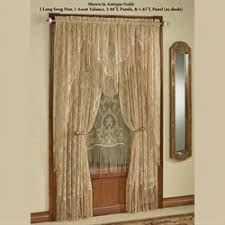 Drapery Valance Window Curtains Drapes And Valances Touch Of Class