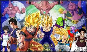 dragon ball saga main 4 gen