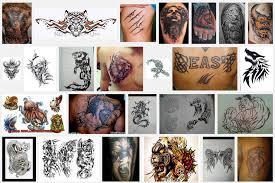 beast meanings itattoodesigns com