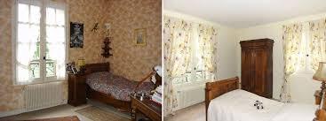 renovation chambre exemples avant après rénovation intérieure lgelc