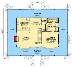 House Plans With A Wrap Around Porch by Special Wrap Around Porch First Floor Plan Sdl Custom Homes