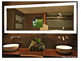 tv in the mirror bathroom tv mirror bathroom laundry waterproof mirror tv bathroom juracka