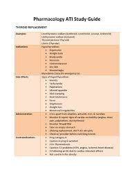 ati pharmacology proctored answers 2013 100 images 2013 ati