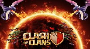 coc wallpaper clash of clans dragon wallpapers full hd pictures