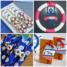 nautical party supplies pumpkin party decor catch my party