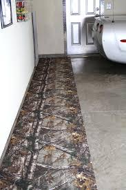 realtree camo 29 w x 9 l garage floor runner mat