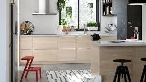 ikea light oak kitchen cabinets a light ash effect askersund kitchen ikea ca