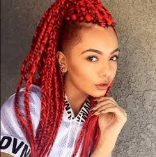 twisted hairstyles for black women braided hairstyles bold fierce colors and their meanings