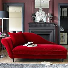 red chaise lounge sofa red chaise lounge bonners furniture small