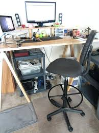Ikea Drafting Table Desk Chairs Drafting Table Setup Furniture Computer Desk Office