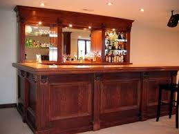 Basement Bar Designs To Your Own Private Bar We Can Design - Bars designs for home
