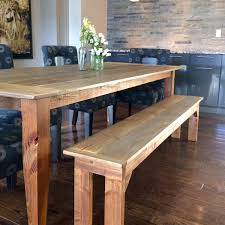 Plank Dining Room Table West Wood Beetle Plank 4 Person Nesting Bench U2014 Old Wood Soul