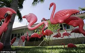 creator of kitsch pink plastic lawn flamingo don featherstone dies