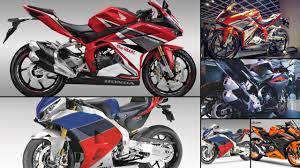 honda cbr all years and modifications with reviews msrp