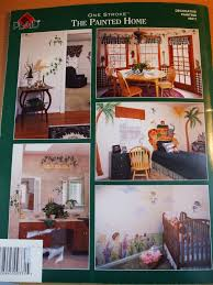 the painted home donna dewberry plaid one stroke 9371 folk art