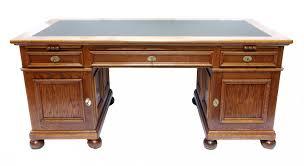 Schreibtisch Kirschbaum Schreibtisch Eiche Art Deco Antik Antiquitäten