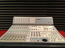 avid digidesign d command and xmon 2006 grey reverb