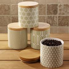 storage canisters for kitchen 94 best storage images on kitchen canisters vintage