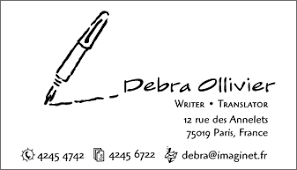 Writer Business Card Will Harris House Gallery Business Card Designs