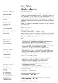 Forever 21 Resume Sample by Visual Merchandiser Exemple De Cv Base De Donn 233 Es Des Cv