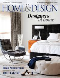 Home Design Interior 2016 by July August 2016 Archives Home U0026 Design Magazine