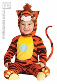 Baby Tiger Costumes Halloween Carnival Costumes Baby Tiger Fancy Dress