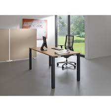 Schreibtisch 90 Cm Systo Tec Schreibtisch Von Palmberg 90 Cm Tief 65 85 Cm Hoch