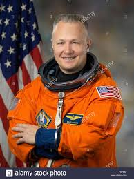 Official Portrait Of Sts 135 Space Shuttle Astronaut Doug Hurley
