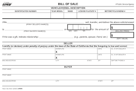 Auto Dealer Bill Of Sale Template by How To Gift A Car Yourmechanic Advice