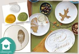 thanksgiving fall serving platters plates hearts