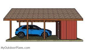 carport with storage plans carport with storage plans myoutdoorplans free woodworking plans