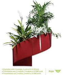 design blumentopf modul green designer blumentopf für wände drinnen draußen