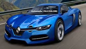renault supercar renault u0027s alpine sports car inches closer to production