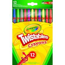 crayola twistable crayons 12 pack hobbycraft