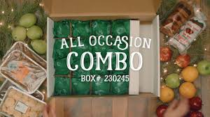 delicious orchards mail order all occasion combo box 230245 youtube