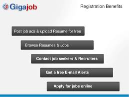Post Resume For Job by Gigajob Com Free Job Site For Job Seekers And Recruiters Free Job U2026