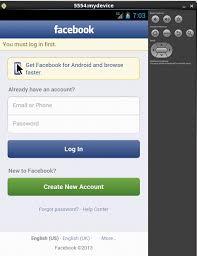 Fb Login Social Login Using Oracle Mobile And Social Access Management