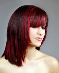 Cherry Red Hair Extensions by Best Hair Color For Blue Eyes And Light Skin And Freckles Hair