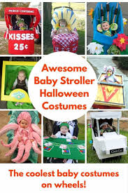 awesome baby stroller halloween costumes princess pinky