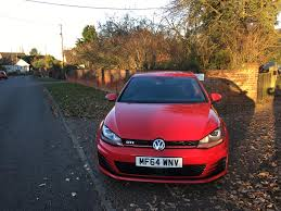 volkswagen golf gti 2014 used 2014 volkswagen golf gti mk7 gti launch for sale in essex