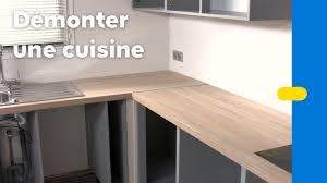 comment enlever une hotte de cuisine comment démonter une cuisine castorama