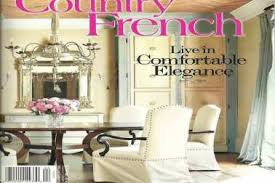 6 french country home magazine miscellaneous country french