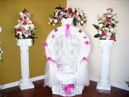 Baby Shower Chair Rentals Baby Shower Chairs Rental Quinceanera Chairs In Tampa Florida