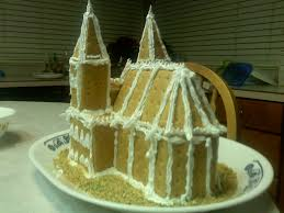 Cracker House My Attempt Of Taking Graham Cracker Houses To A New Level Oc