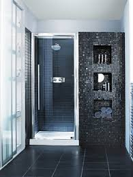 Showerlux Shower Doors Linea In Line Bi Fold In A Recess Luxury Shower Enclosure Flickr