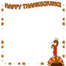 thanksgiving border clipart clipartpig