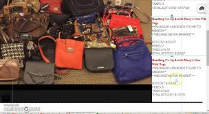 Macy S Children S Clothes Macy U0027s New Handbags With Tags Plus Marc Jacobs Wholesale Lots 2016