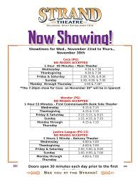 strand theatre theater delaware ohio 610 reviews